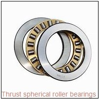 293/600EM THRUST SPHERICAL ROLLER BEARINGS TYPES TSR-EJ AND TSR-EM
