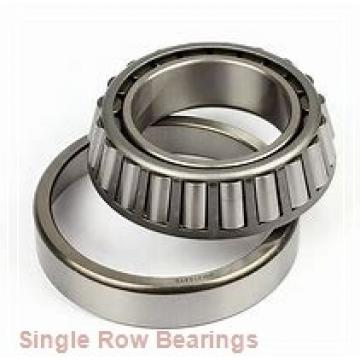 81629/81962 Single row bearings inch