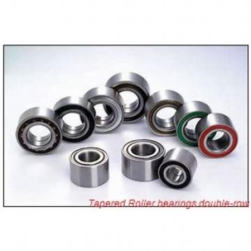 582 572D Tapered Roller bearings double-row