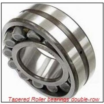 758 752D Tapered Roller bearings double-row