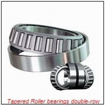 17098X 17245D Tapered Roller bearings double-row