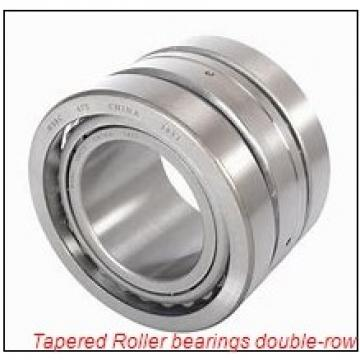 387A 384XD Tapered Roller bearings double-row