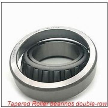 495 493D Tapered Roller bearings double-row