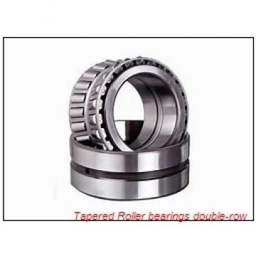 543086 543115D Tapered Roller bearings double-row