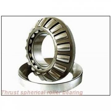 29348eJ Thrust spherical roller bearing