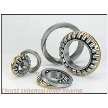 29396em Thrust spherical roller bearing