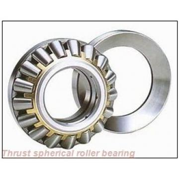 293/750em Thrust spherical roller bearing