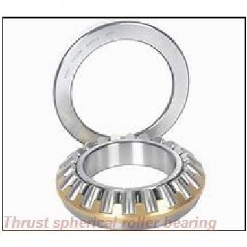 29496em Thrust spherical roller bearing
