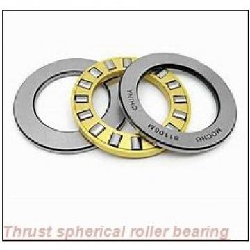 29356eJ Thrust spherical roller bearing