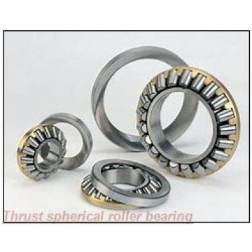 29384em Thrust spherical roller bearing