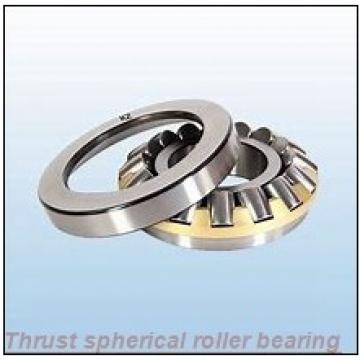292/800 Thrust spherical roller bearings