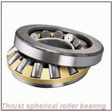29244  Thrust spherical roller bearings