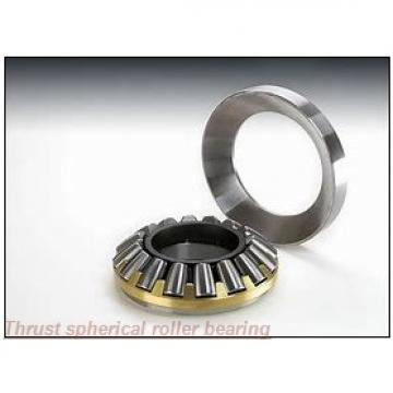 29260 Thrust spherical roller bearings