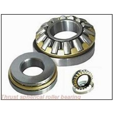 29322  Thrust spherical roller bearings
