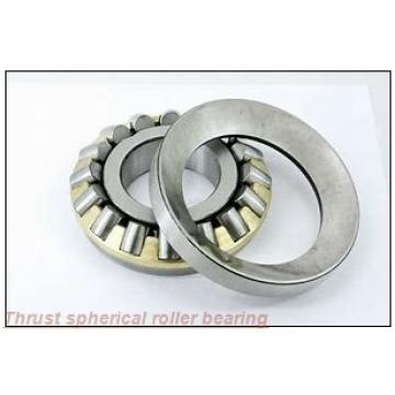 29422  Thrust spherical roller bearings