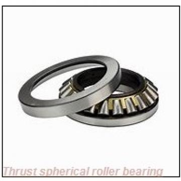 292/600 Thrust spherical roller bearings