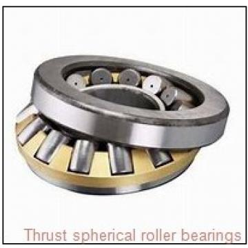 292/670EM THRUST SPHERICAL ROLLER BEARINGS TYPES TSR-EJ AND TSR-EM