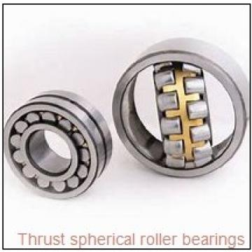 29464EM THRUST SPHERICAL ROLLER BEARINGS TYPES TSR-EJ AND TSR-EM