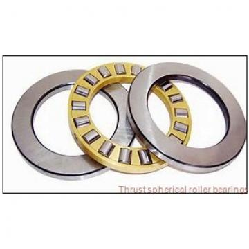 29444EJ THRUST SPHERICAL ROLLER BEARINGS TYPES TSR-EJ AND TSR-EM