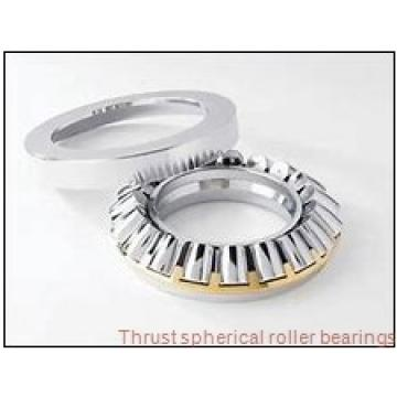 29324EJ THRUST SPHERICAL ROLLER BEARINGS TYPES TSR-EJ AND TSR-EM